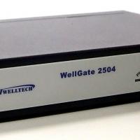 WellGate WG2504  4-FXS Gateway