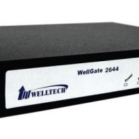 WellGate 2644  4-port FXO + 4Port FXS